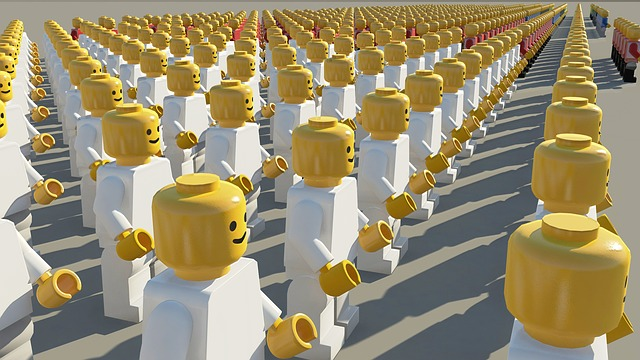 Lego zaměstnanci